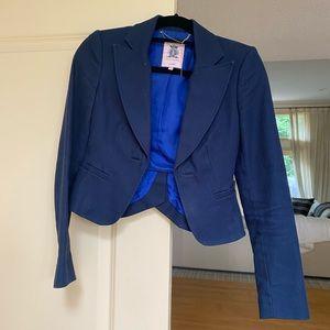 Juicy Couture Blue Blazer